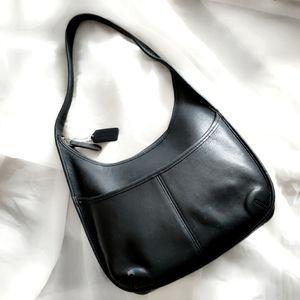 COACH Ergo Jet Hobo Vintage Leather Shoulder Bag